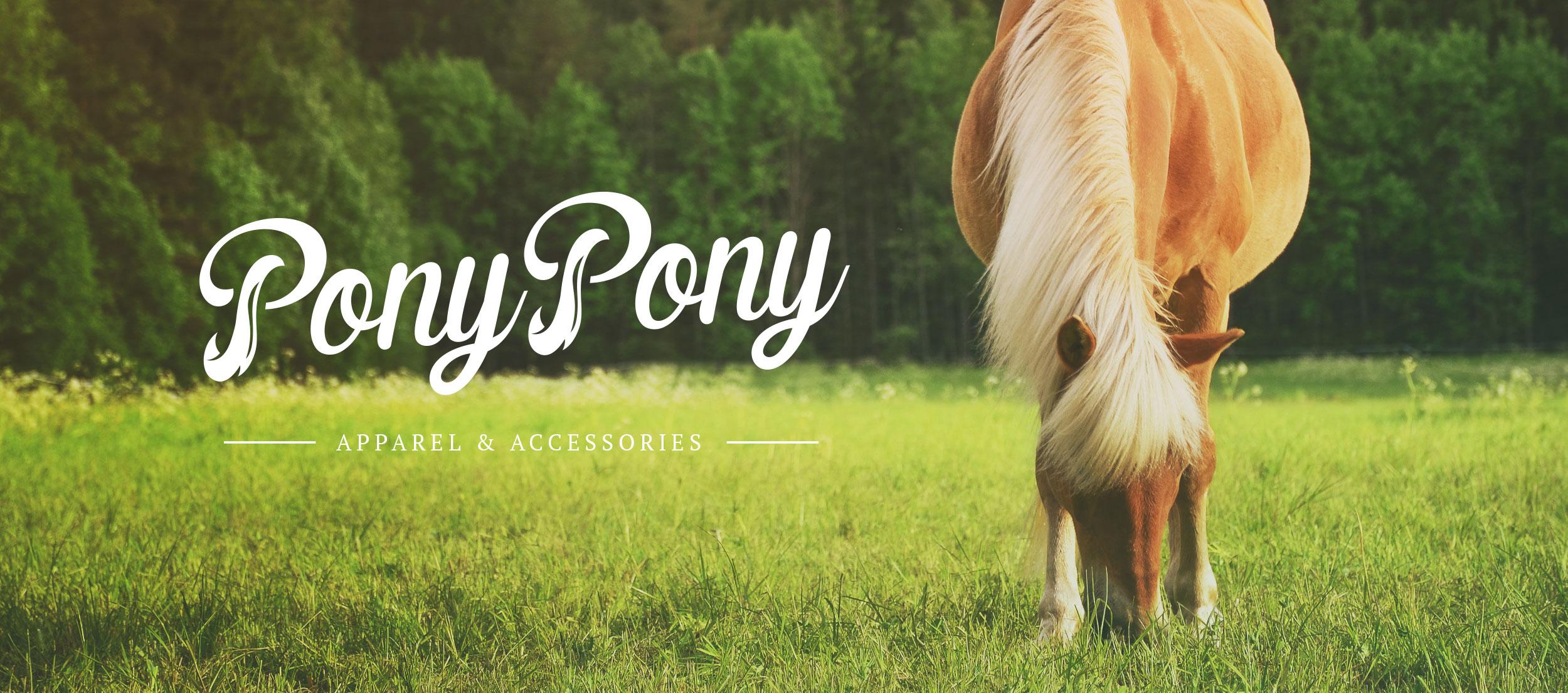 Pony Pony pony pony main
