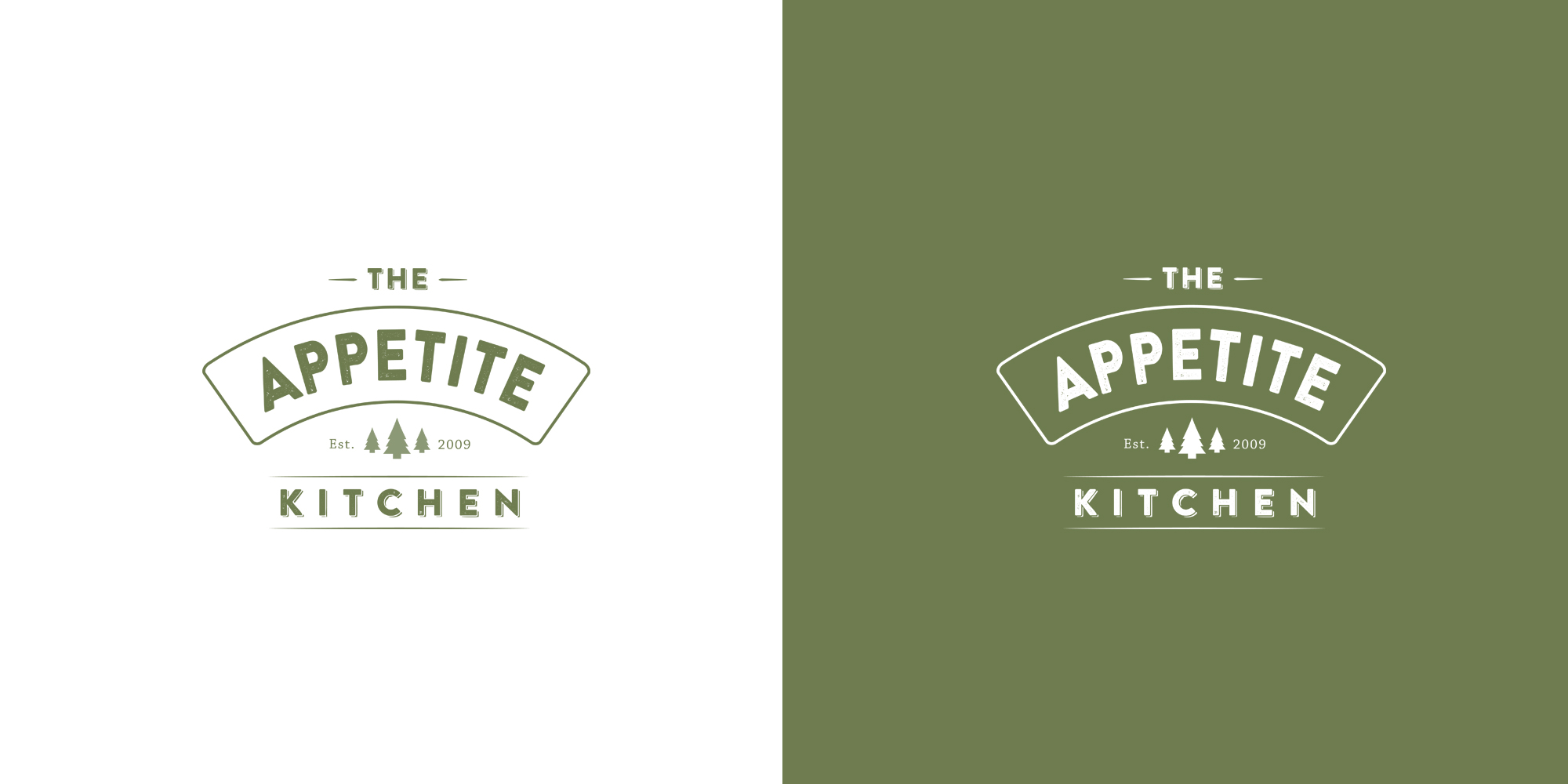 The Appetite Kitchen tak logo